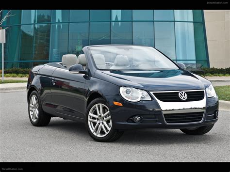 Car Image by Volkswagen Eos 2008 Car Image 04 Of 22 Diesel