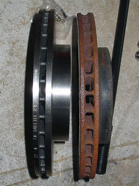 rotors brake rust filtsai comparison brembo brembos wonder another