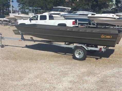 1448 Jon Boat For Sale by 2016 Used Weldbilt 1448 Jon Boat For Sale 1 995
