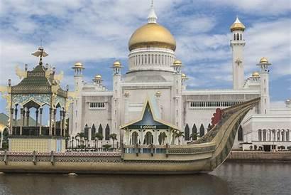 Brunei Darussalam Viaggi Asia Sultano Trova Bandar
