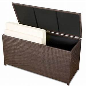 Kissenbox Wasserdicht Rattan : auflagenbox kissenbox xxl gartenm bel wasserdicht polyrattan top ~ Markanthonyermac.com Haus und Dekorationen