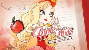 Apple White - Ever After High Picture (224832)