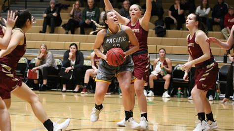 hailey marsh womens basketball pacific lutheran university athletics