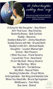 20 Father Daughter Dance Song Ideas » Hill City Bride ...
