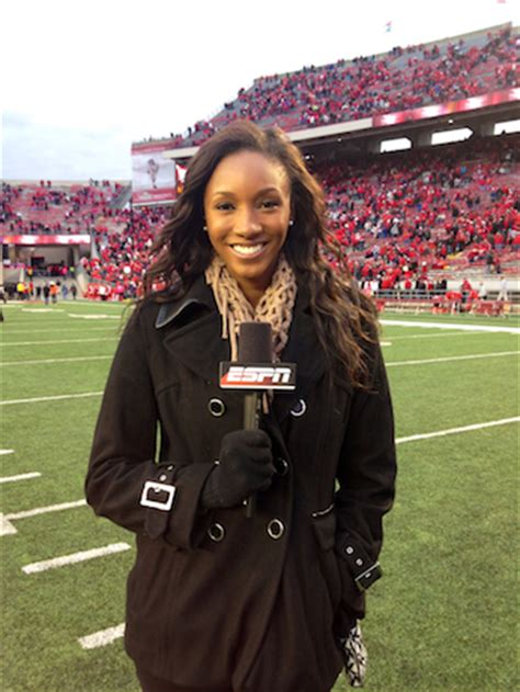 Ya'll see this new sexxy black chick on ESPN... | Sports ...