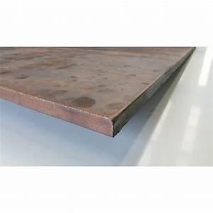 Tole Aluminium 2mm : d coupe de t le epaisseur 15 mm acier lamin chaud ~ Nature-et-papiers.com Idées de Décoration
