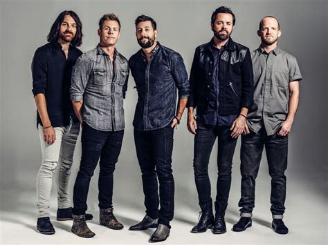 Country Band Old Dominion Emerges From The Background