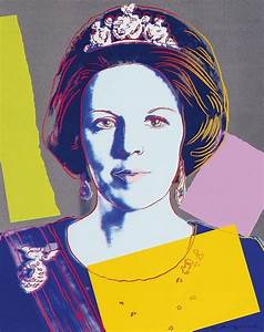 Andy Warhol Dose : 166 best images about royalty painted portraits on pinterest king george elizabeth ii and ~ One.caynefoto.club Haus und Dekorationen