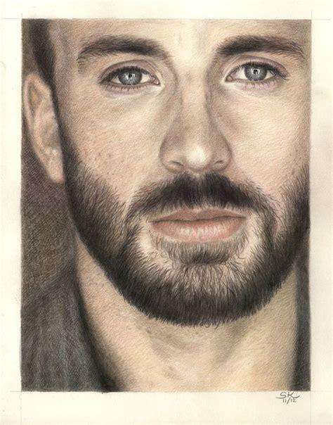 Chris Evans by Susie-K on DeviantArt | Chris evans, Pencil ...