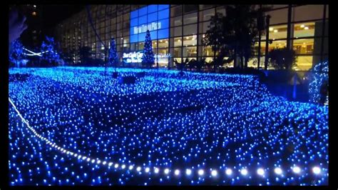 starlight garden shatin hong kong christmas lights youtube