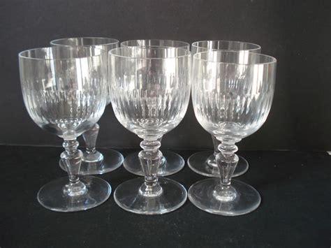 Baccarat Bicchieri Prezzi by Mod 232 Le Renaissance Baccarat 6 Bicchieri Cristallo