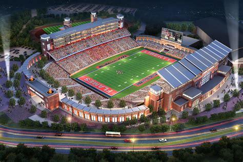 liberty university williams stadium expansion odell