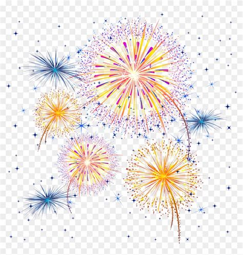 Image With Transparent Background Firework Show Png Clipart Image Transparent Background