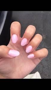 Light pink stiletto nail | ♥nails♥ | Pinterest | Stiletto ...