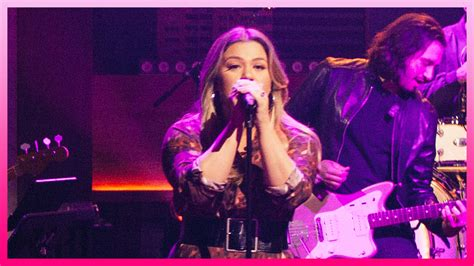 Watch The Kelly Clarkson Show Highlight: 'You Get What You ...