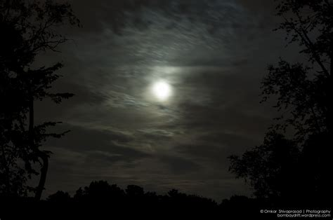 Moon Night Sky Photography