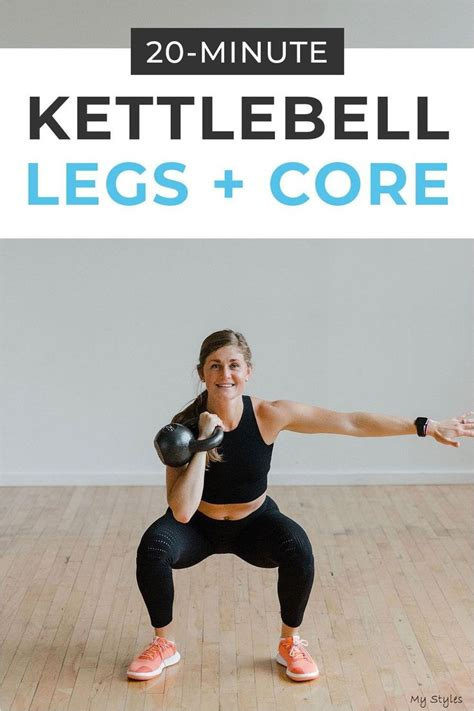 workout kettlebell strength increase heart body core exercises lower six