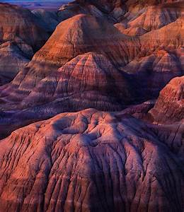 Peyote Hills (2007) Painted Desert, Arizona Marc