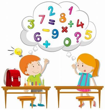 Kinder Rechnen Clipart Kostenlos Klassenzimmer Zwei Gratis