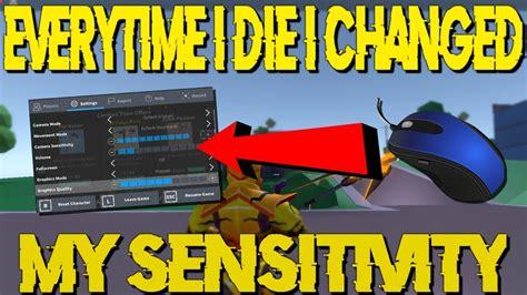 time  die  change  sensitivity  strucid
