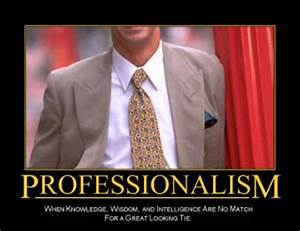 Professionalism Quotes. QuotesGram