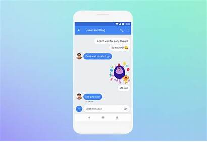 Chat Google Challenge Apple Imessage Service Messaging