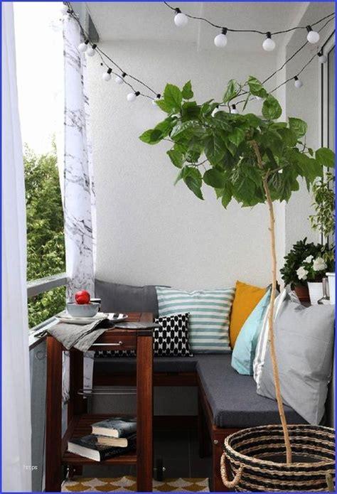 kleine sitzecke balkon