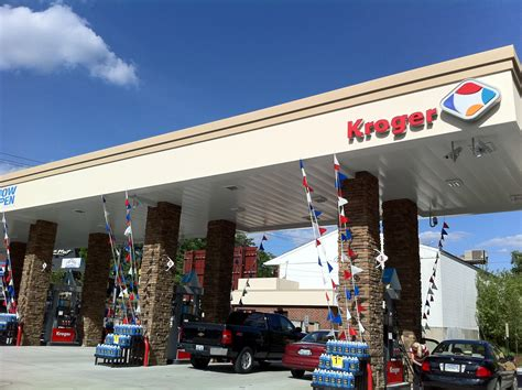 Kroger Gas now open at Forest Springs - RJ Thieneman