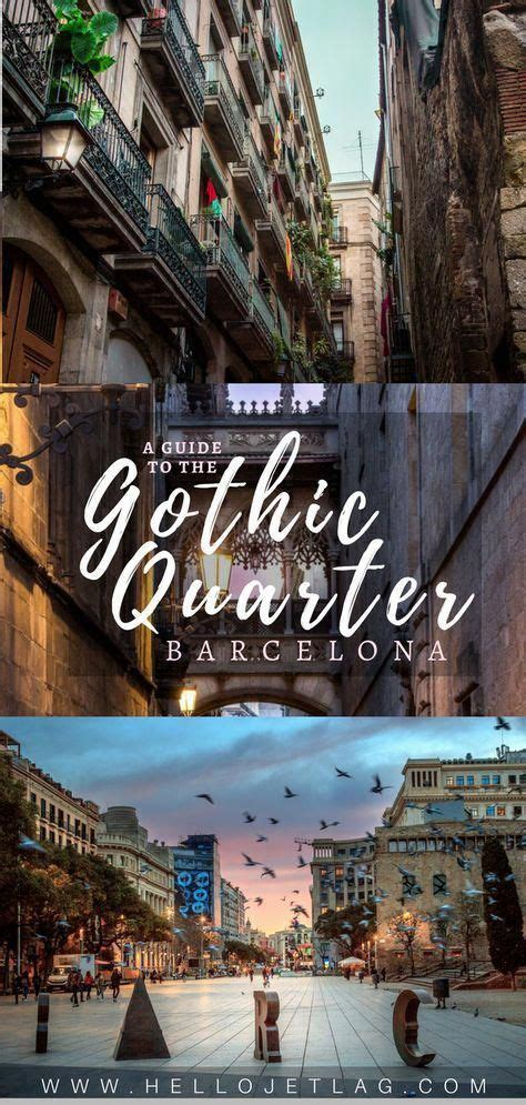 Barri Gotic // A Guide to Exploring Barcelona's Gothic ...