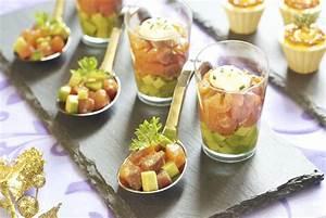 Verrine En Verre Pas Cher : 10 ideias para um aperitivo com menos de 100 calorias ~ Teatrodelosmanantiales.com Idées de Décoration