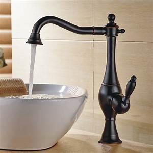 retro robinet mitigeur melangeur lavabo vasque salle de With mitigeur salle de bain vasque