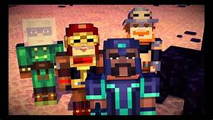 Minecraft Story Mode Episode One The Order Of The Stone