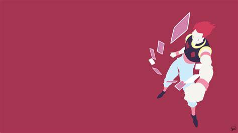The Seven Deadly Sins Anime Wallpaper Hisoka Hunter X Hunter Minimalist Wallpaper By Greenmapple17 On Deviantart