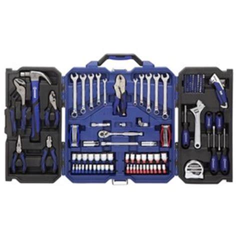 shop kobalt  piece household tool set  hard case