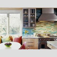 30 Insanely Beautiful And Unique Kitchen Backsplash Ideas
