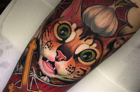 cat tattoos tattoo insider