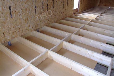 Deck Joist Spacing 24 by Maison Ossature Bois Tiro Fr
