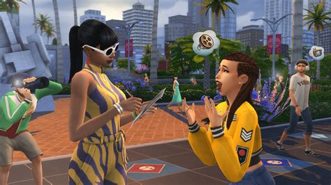Community Blog How To Earn Fame In The Sims 4 Get Famous