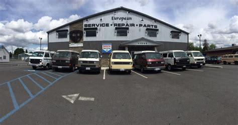 volkswagen repair  europro automotive  spokane valley