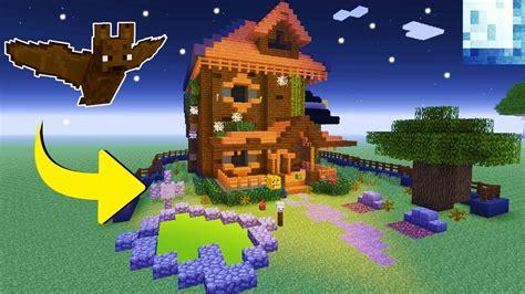 minecraft tutorial     haunted house halloween house tutorial youtube