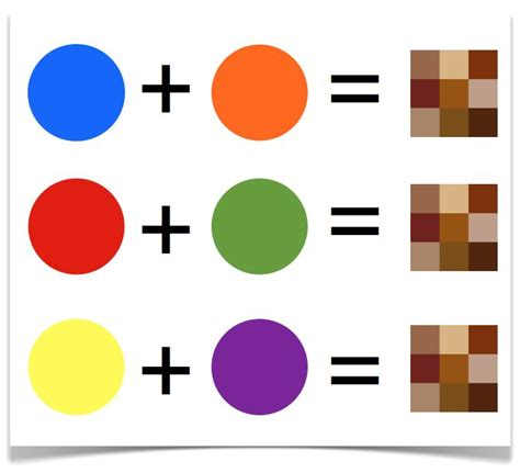 What Colors Make Brown? What Two Colors Make Brown
