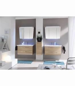 Meuble Salle De Bain Suspendu : meuble suspendu salle de bain vialo 95 banyo ~ Edinachiropracticcenter.com Idées de Décoration
