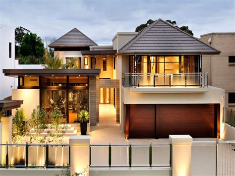 Modern Houses : Contemporary Home Modern House Australia Asian