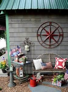 Bloggers' Patriotic Inspirations Home Decor Pinterest