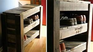 Acheter Meuble En Palette Bois : recycler des palettes de bois en 65 id es cr atives ~ Premium-room.com Idées de Décoration