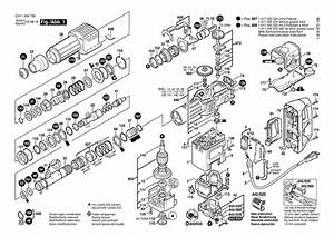 Buy Bosch 11245evs Sds-max Combination Hammer 2 Inch