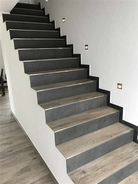 Fliesen Holzoptik Treppe by 16 Besten Fliesen In Schieferoptik Bilder Auf