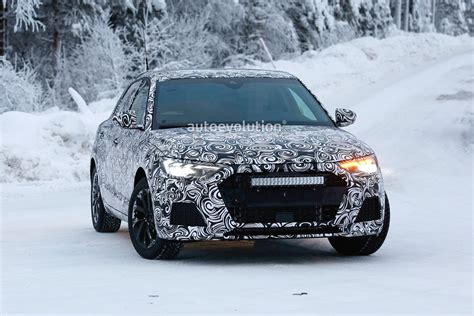 2019 Audi A1 Shows Led Headlights In Detail In Latest