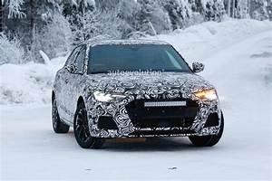 Audi A 1 : 2019 audi a1 shows led headlights in detail in latest spyshots autoevolution ~ Gottalentnigeria.com Avis de Voitures
