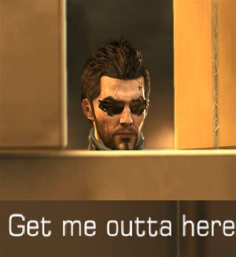 Deus Ex Memes - image 718212 deus ex know your meme